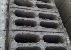 空心砖,高层框架内墙用
