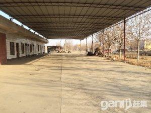 石材园区312国道边门面房10间及1000平彩钢棚,院子3亩-图(3)