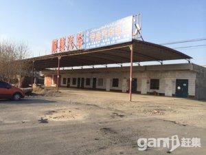 鄯善县312国道旁,门面及院落出租或出售!可做修理厂-图(1)