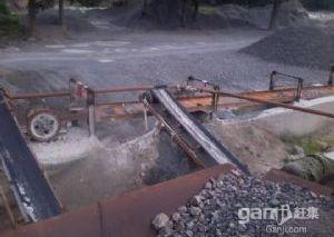 砂石料、生产设备以及场地低价转让