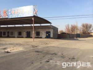 鄯善县312国道旁,门面及院落出租或出售!可做修理厂-图(2)