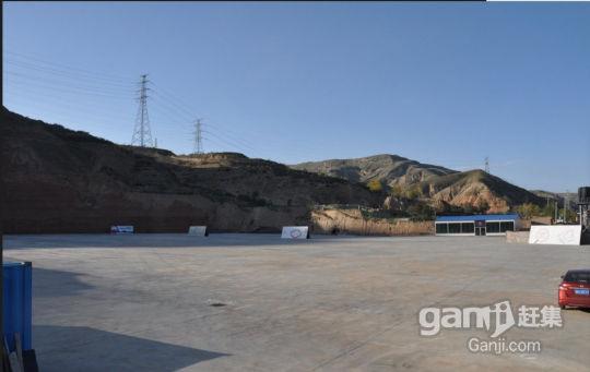 西宁互助交界处31亩硬化土地出租,水电齐全-图(1)