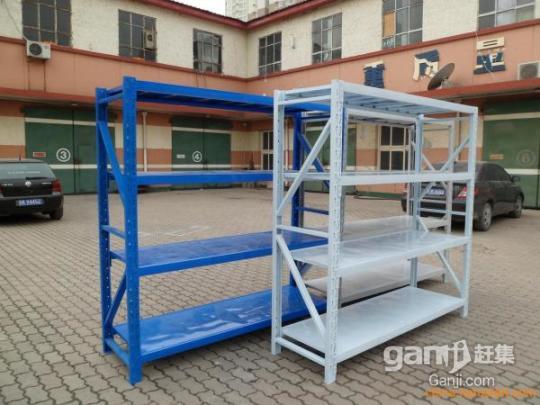 厂房仓库货架 专业生产各种仓库货架 中型仓库货架-图(2)