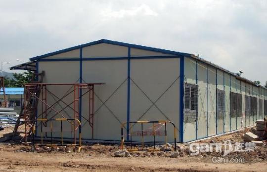 供应乐清 瑞安 彩钢移动房 彩钢活动房定制 活动房零售-图(1)
