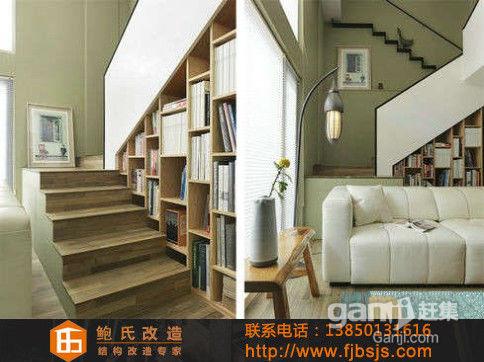 福州专业别墅加层,别墅改造,别墅结构设计与施工-图(1)
