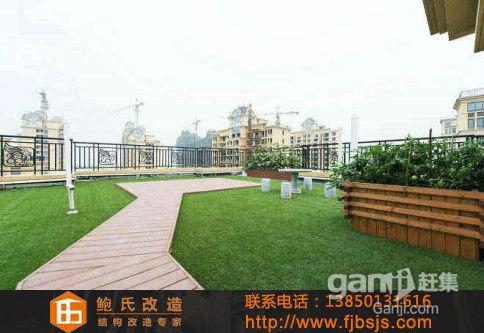福州专业别墅加层,别墅改造,别墅结构设计与施工-图(3)