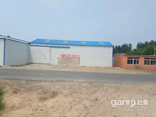 盘山石新镇/马场2000平厂房场地厂地出租出售,临近高速口-图(1)