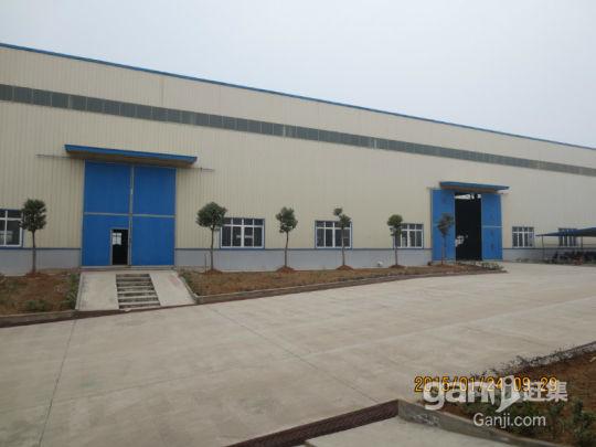 厂房出租、有行吊、水电齐全、交通方便、有门卫、办公室及宿舍-图(1)