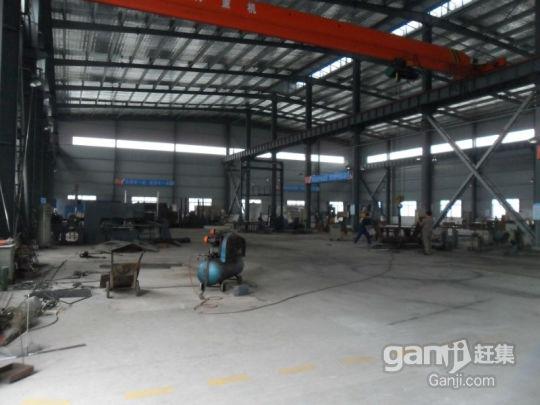厂房出租、有行吊、水电齐全、交通方便、有门卫、办公室及宿舍-图(2)
