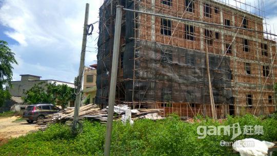 白驹大道路边大林村口800平整楼出租可做仓库办公室-图(1)