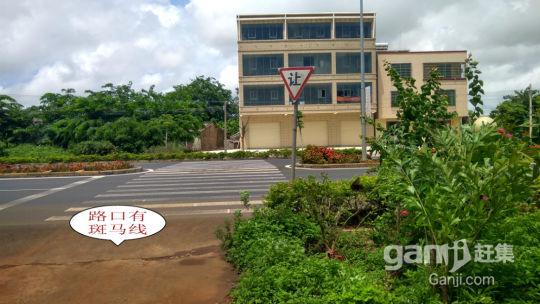 白驹大道路边大林村口800平整楼出租可做仓库办公室-图(3)