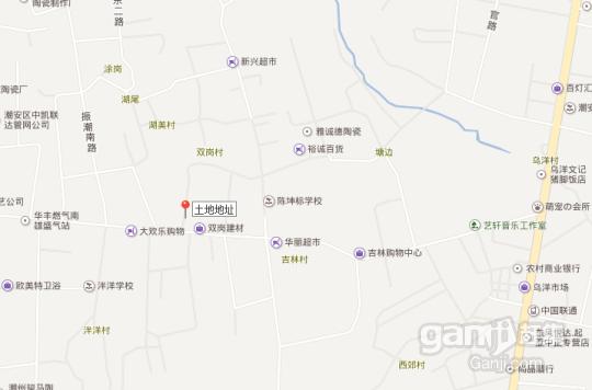 (出租)出租2亩潮安水泥土地离潮州市区10分钟车程-图(2)