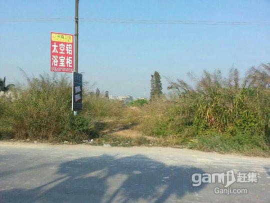 凤塘镇东和村大窖路边约800平方已垫土土地出租-图(1)