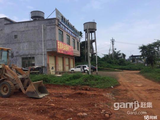 白驹大道路旁大林村口300米整楼出租可做仓库加工厂办公室-图(6)