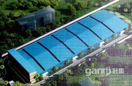 独门独院全新在建厂房招租-图(1)