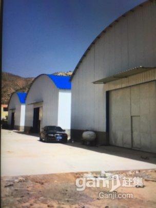 600平方钢结构厂房-图(1)