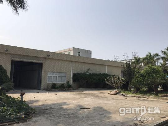 钱东镇高堂大道工业区厂房出租面积5670平方米-图(1)