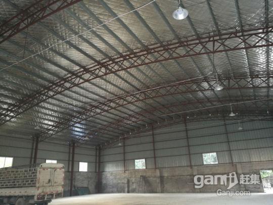 出租全新大型钢结构厂房、仓库-图(1)