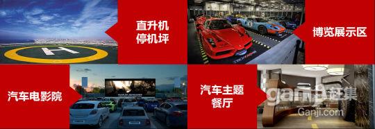 豪霆赛车鄂尔多斯国际赛车场P房招租、广告位招租、库房招租-图(2)