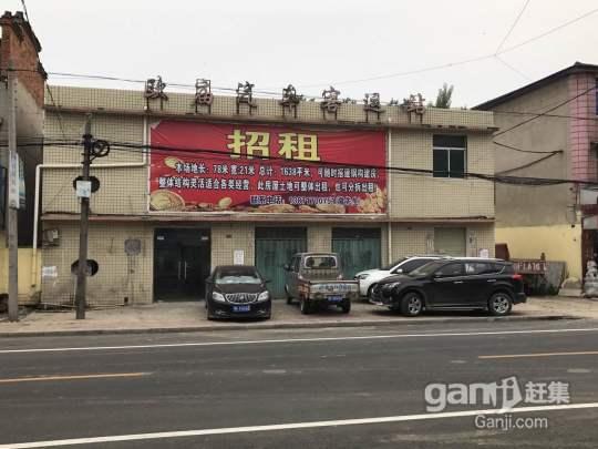 (出租)襄城区欧庙镇主街道1600平米房屋出租-图(1)