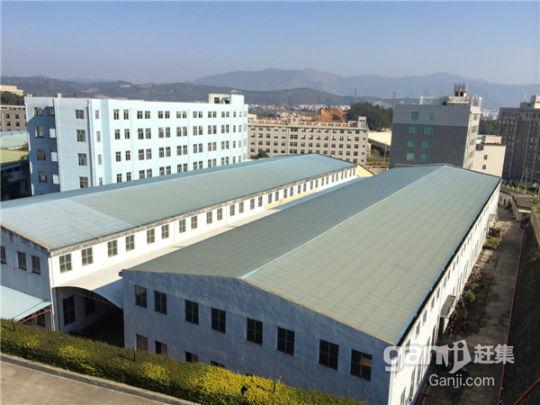 龙州工业园入口处标准厂房、挑高车间、写字楼招租-图(1)