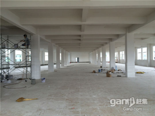 龙州工业园入口处标准厂房、挑高车间、写字楼招租-图(3)