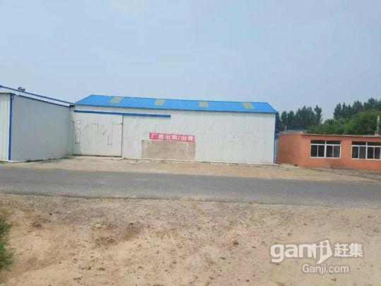 盘山石新镇/马场2000平厂房场地厂地出租出售,临近高速口-图(2)