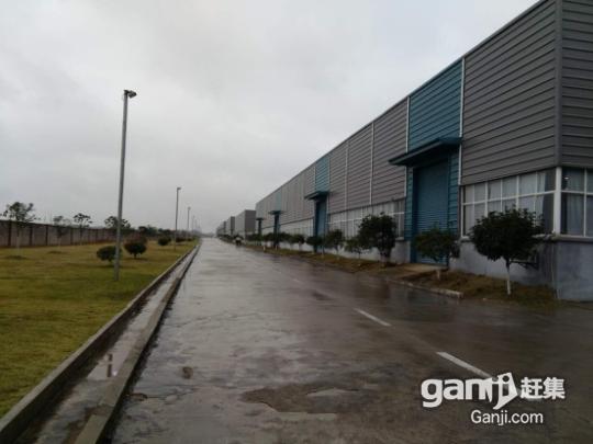 上饶玉山经开区国道边单层高9.6米4万方标准厂房,可分租-图(1)