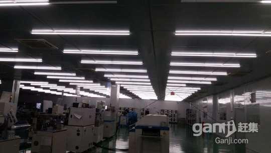 上饶玉山经开区国道边单层高9.6米4万方标准厂房,可分租-图(3)