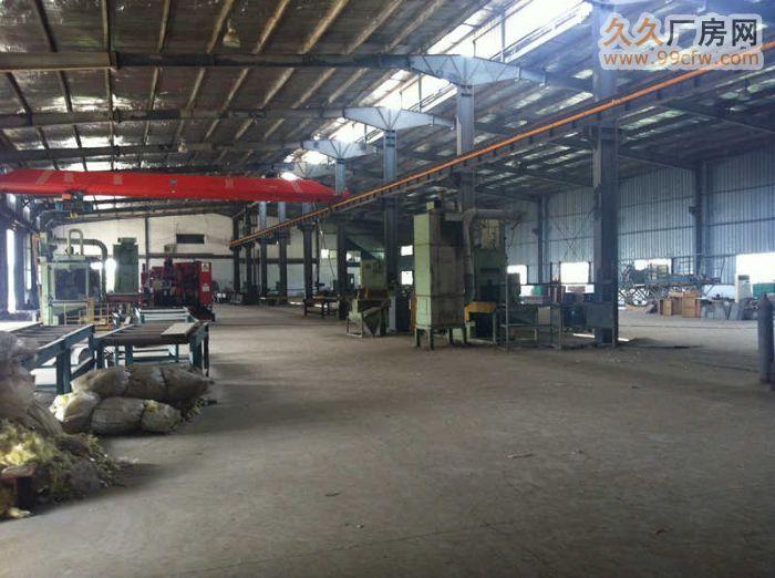 沧州104国道3000平米厂房20亩地出租-图(1)