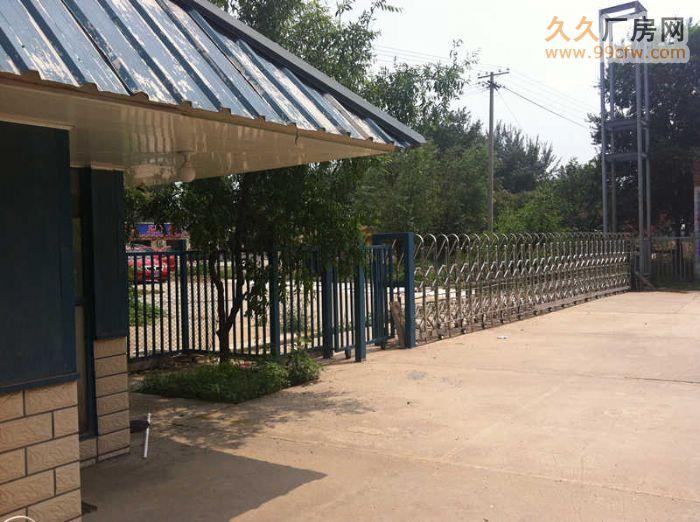 沧州104国道3000平米厂房20亩地出租-图(2)