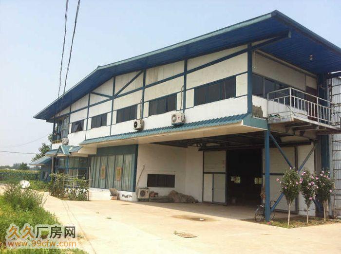 沧州104国道3000平米厂房20亩地出租-图(3)