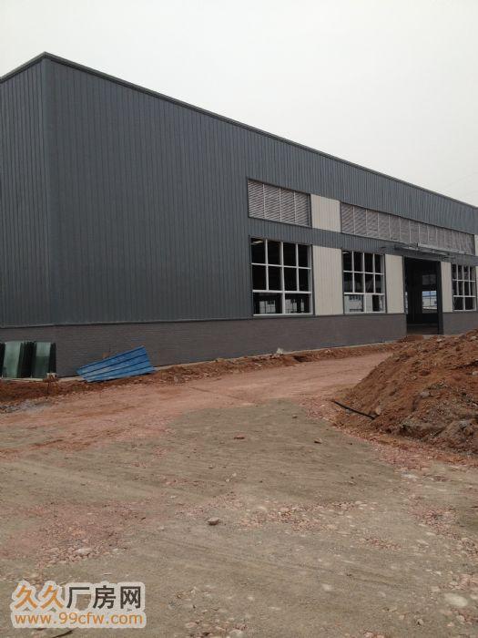 伍家工业园内新建标准厂房及空地出租-图(1)