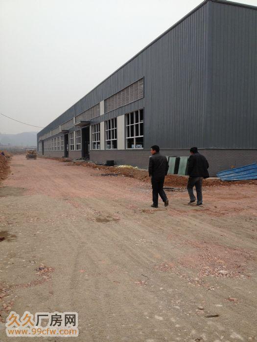 伍家工业园内新建标准厂房及空地出租-图(2)