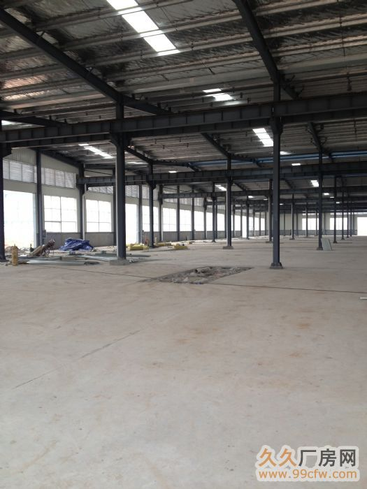 伍家工业园内新建标准厂房及空地出租-图(3)