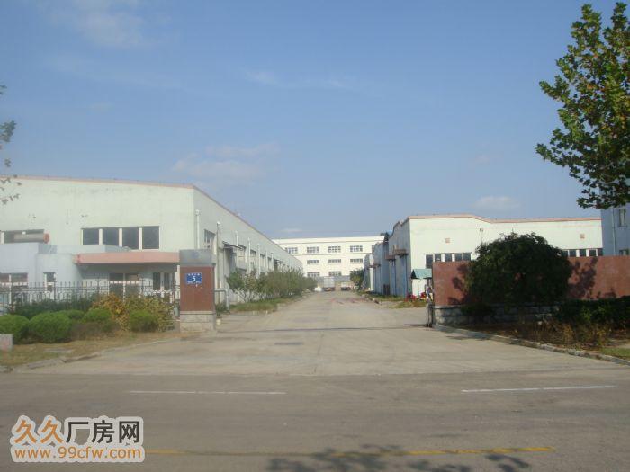 距青岛前湾港0.7公里黄岛厂房出租-图(2)