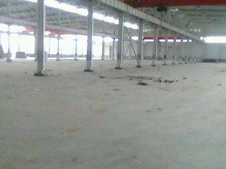 东本汽车产业园3200M2钢构车间-图(2)