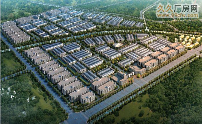 国际工业城新建标准化多层厂房(第三层出租)-图(1)