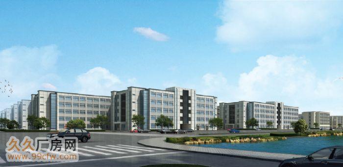 国际工业城新建标准化多层厂房(第三层出租)-图(4)