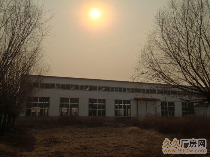 钢结构厂房3700平米招租,手续齐全-图(1)