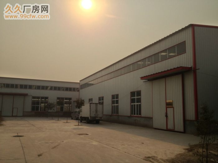 钢结构厂房3700平米招租,手续齐全-图(2)