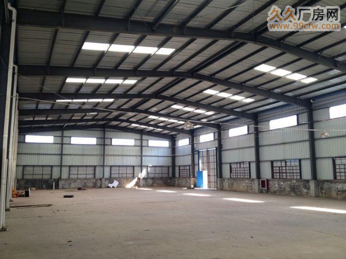 24小时监控标准钢构厂房仓库出租,可分割可组合-图(2)