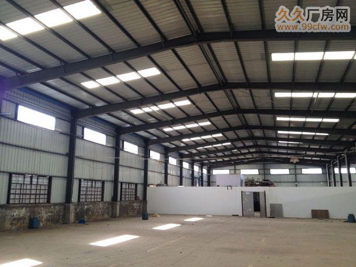 24小时监控标准钢构厂房仓库出租,可分割可组合-图(3)