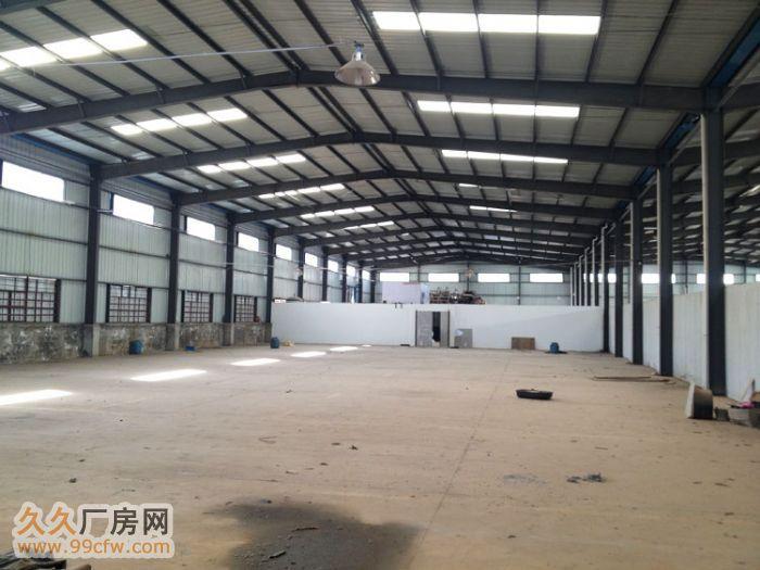 24小时监控标准钢构厂房仓库出租,可分割可组合-图(4)