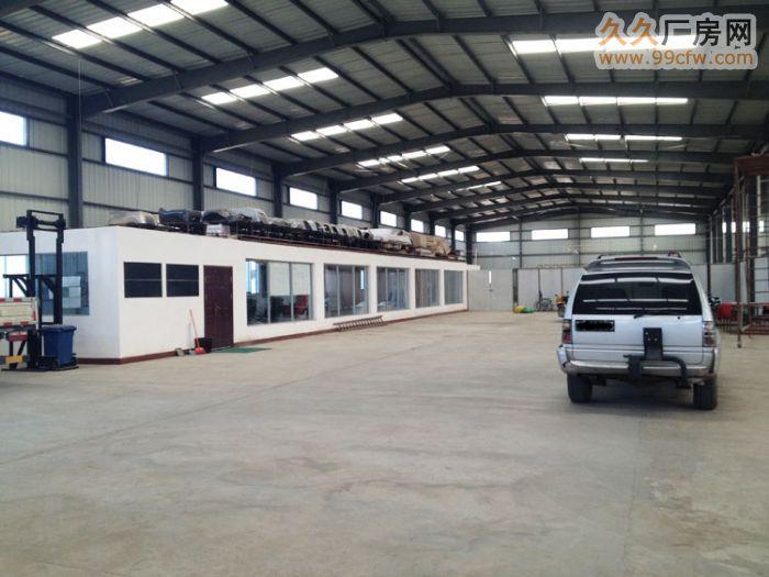 24小时监控标准钢构厂房仓库出租,可分割可组合-图(5)