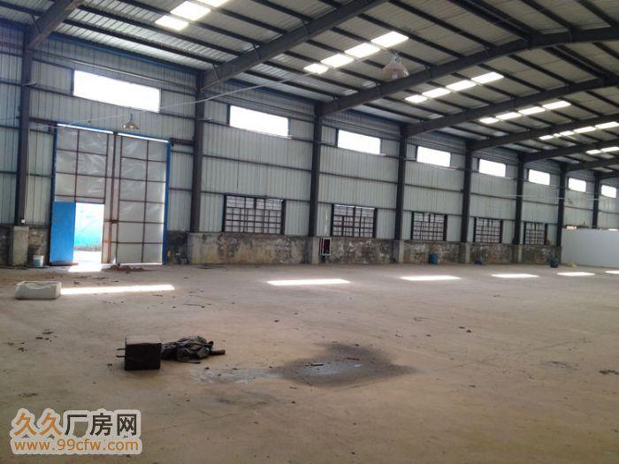24小时监控标准钢构厂房仓库出租,可分割可组合-图(7)