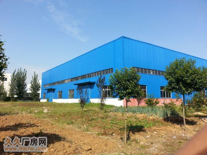 枣庄市高新区厂房办公楼&-图(3)