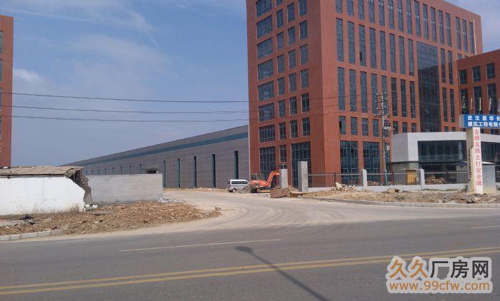 武汉开发区东本汽车5500M2钢构车间配1000KW-图(1)
