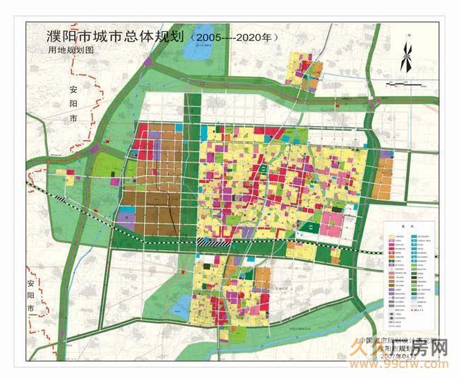 濮阳工厂土地厂地出租-图(1)