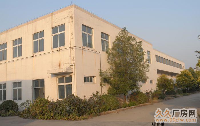【8图】河南省项城市标准化厂房招租-项城厂房-周口